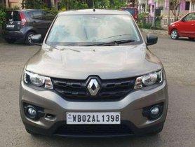 Renault Kwid RXT, 2017, Petrol MT for sale