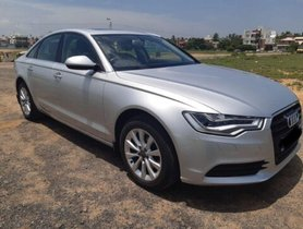 2013 Audi A6 AT 2011-2015 for sale at low price