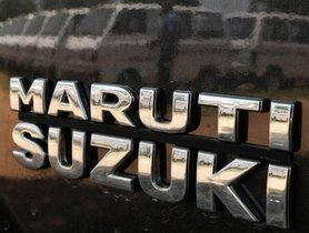 Price Reduction Considered By Maruti Suzuki After Corporate Tax Reduction