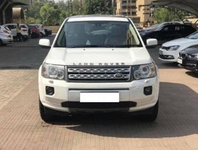 Used Land Rover Freelander 2 TD4 SE AT for sale at low price