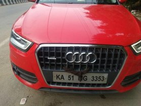 2015 Audi Q3 AT for sale at low price