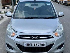 Used Hyundai i10 Magna 1.2 iTech SE MT car at low price