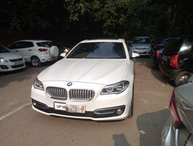 2014 BMW 5 Series AT 2013-2017 for sale