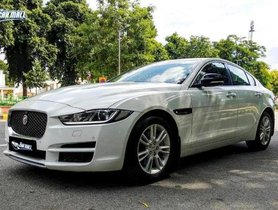 Used 2017 Jaguar XE AT for sale