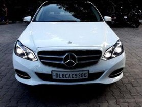 Used 2016 Mercedes Benz E-Class  AT 2015-2017 for sale