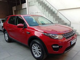 2016 Land Rover Discovery Sport AT for sale