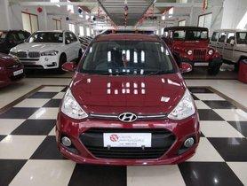 Hyundai Grand i10 2016-2017 Sportz MT for sale
