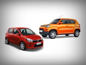 Maruti S-Presso Vs Maruti Celerio – Designs, Features, Specs and Prices Comparison