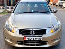 2010 Honda Accord 1.4 MT for sale at low price