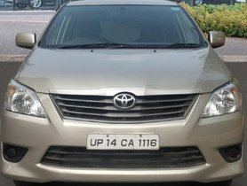 2013 Toyota Innova MT for sale at low price