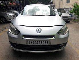 Used 2013 Renault Fluence MT for sale