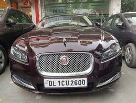 Used Jaguar XF 2.2 Litre Luxury 2015 AT for sale