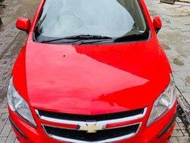 Used 2014 Chevrolet Sail Hatchback MT for sale