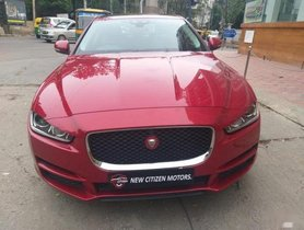 Used 2018 Jaguar XE AT for sale