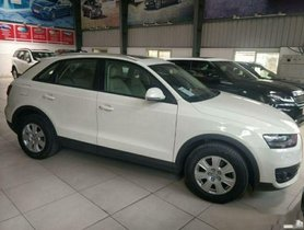 Used 2014 Audi Q3 AT 2012-2015 for sale