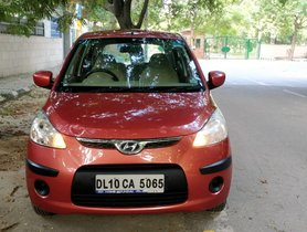 Used 2010 Hyundai i10 5 Seater AC for sale in New Delhi