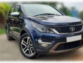 Used Tata Hexa XTA AT car at low price