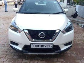 Used Nissan Kicks MT for sale at low price