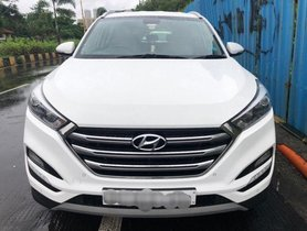 Used Hyundai Tucson AT for sale at low price