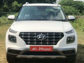 2019 Hyundai Venue MT for sale at low price