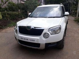 Used Skoda Yeti MT for sale at low price