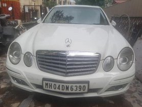 2008 Mercedes Benz E-Class AT 1993-2009 for sale