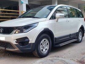 Used 2017 Tata Hexa XM MT for sale