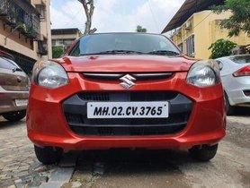 2012 Maruti Suzuki Alto 800 CNG LXI MT for sale at low price