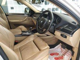 Used BMW X6 xDrive30d AT car at low price