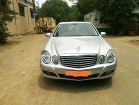 Mercedes Benz E-Class 1993-2009 280 2007 AT for sale