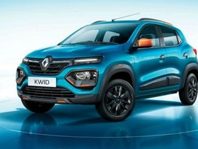 2019 Renault Kwid Facelift Launched At A Lower Price Than Maruti S-Presso