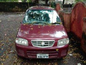 2006 Maruti Suzuki Alto MT for sale at low price