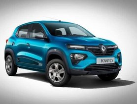 2019 Renault Kwid Facelift - All You Need to Know