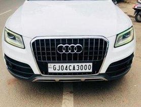 Used Audi Q5 AT car at low price