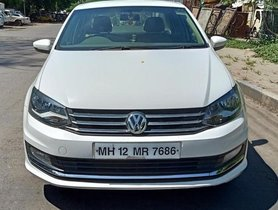 Used Volkswagen Vento Petrol Highline AT 2015 for sale