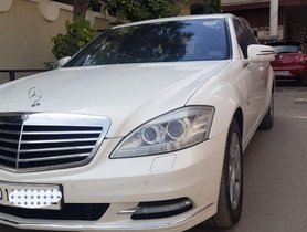 Used 2011 Mercedes Benz S Class 320 CDI L AT  2005 2013 for sale