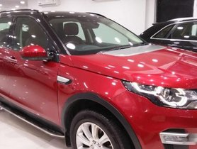 Used Land Rover Discovery Sport AT car at low price