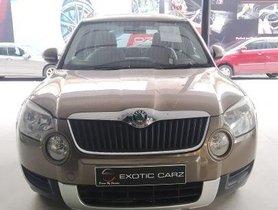 Used Skoda Yeti MT car at low price