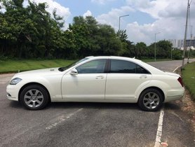 2012 Mercedes Benz S Class AT 2005 2013 for sale at low price