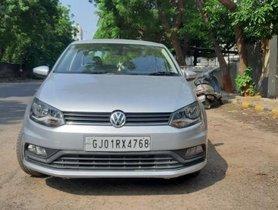 Volkswagen Ameo MT 2017 for sale