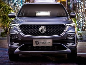 MG Hector Outsells Jeep Compass Four Times Over