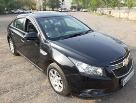 2009 Chevrolet Cruze LTZ MT for sale at low price