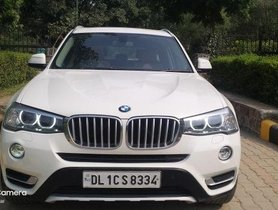 BMW X3 xDrive20d xLine AT 2014 for sale