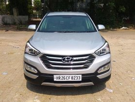 Used Hyundai Santa Fe 2WD AT 2014 for sale