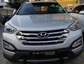 Hyundai Santa Fe 4X4 2015 MT for sale