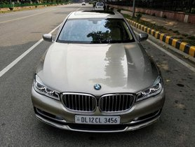 Used BMW 7 Series 740Li AT 2017 for sale