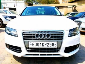 2012 Audi A4 AT for sale