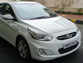 Used Hyundai Verna 1.6 SX MT at low price