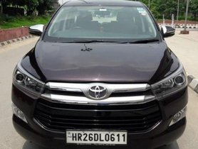 Used Toyota Innova Crysta 2.7 ZX AT 2018 for sale
