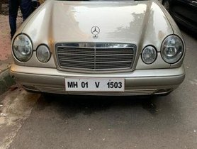 1998 Mercedes Benz E-Class AT 1993-2009 for sale
